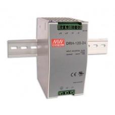 Блок питания на DIN-рейку MEAN WELL DRH-120-24