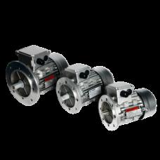 Электродвигатель асинхронный трехфазный CHT 100 L B4 B5 3 кВ...