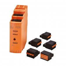 Модуль безопасности AS-интерфейс для установки в шкаф управл...