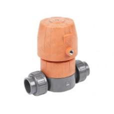 DIASTAR. Клапан мембранный с пневмоприводом 161614017...