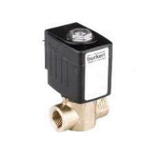 6240. Клапан электромагнитный 2/2-ходовой (DN 6,0...13; PN 0...