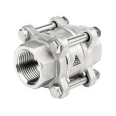 WA-002. Клапан обратный пружинный разборный WA0020003370078D...