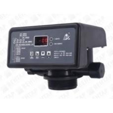 65000. Клапан управления фильтром умягчения с LED-дисплеем 2...