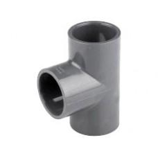 TII. Тройник 90°, PVC-U, раструб RV0TII250
