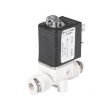 18.00x. Клапан электромагнитный 2/2-3/2-ходовой (DN 1,2…2,5;...