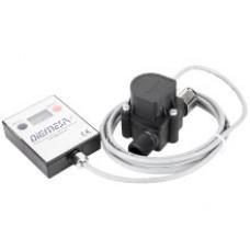 FHK(U) LCD. Расходомер турбинный с дисплеем (сигнал: NPN, 0,...