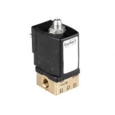 6014. Клапан электромагнитный 3/2-ходовой (DN 1,5...2,5; PN ...